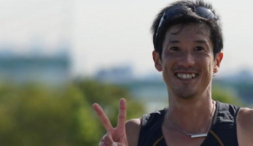 藤原新選手が東京マラソン2017に招待選手として出場予定!!目指せ2時間7分台!!