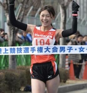 日本女子競歩の岡田久美子次の日程は?ロンドン世界陸上を目指す!!