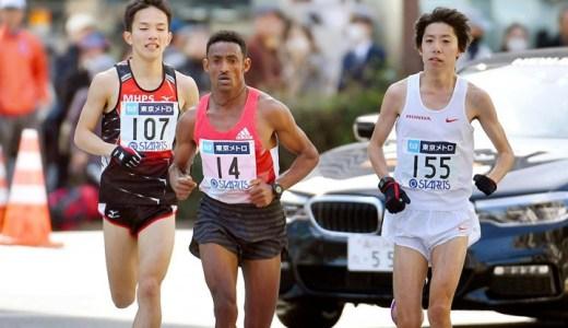 リオオリンピックから半年!東京マラソン2017で見せた設楽悠太の好走!!