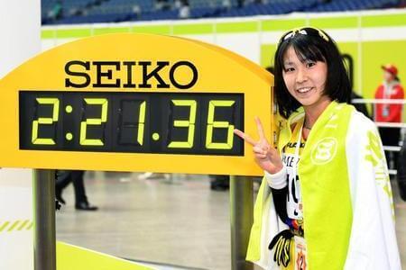 安藤友香が初マラソンで好走!!きゅうちゃんが絶賛!?