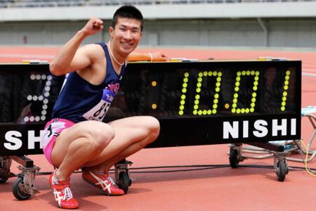 桐生祥秀がロンドン世界陸上代表確定!?400mリレーでメダル獲得なるか!?