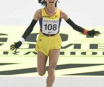 安藤友香(スズキ)初マラソンで日本最高記録!!動画を交えてフォームを検証!!