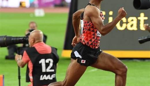 サニブラウン・ハキームの海外の反応は?!世界(IAAF)からお墨付きをGET!?