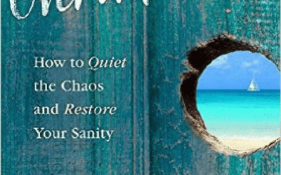 Review by Rayna: Overwhelmed:  How to Quiet the Chaos & Restore Your Sanity