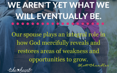 Do You See Your Spouse as Grace from God?