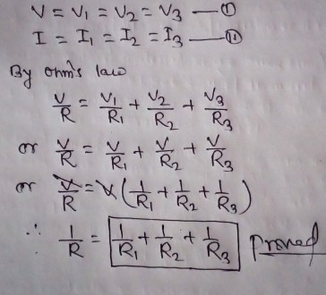 पैरेलल सर्किट क्या है?parralel circuit keya hai