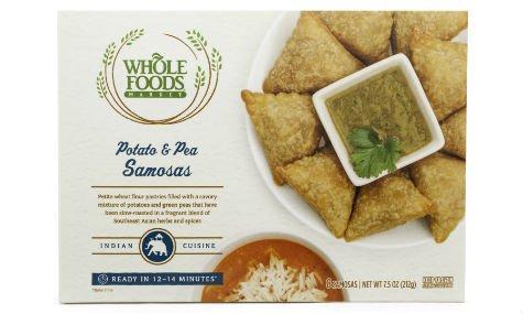 困った時の冷凍食品〜Whole Foods(ホールフーズ)編〜