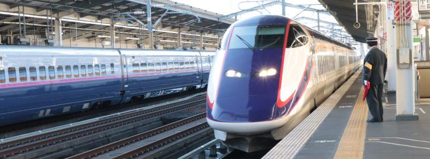 Japan Rail Passを使ってみた!