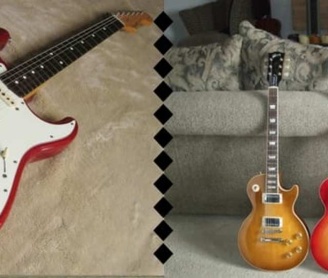 Gibson Vs Fender Which Brand Do Pro Guitar Players Prefer