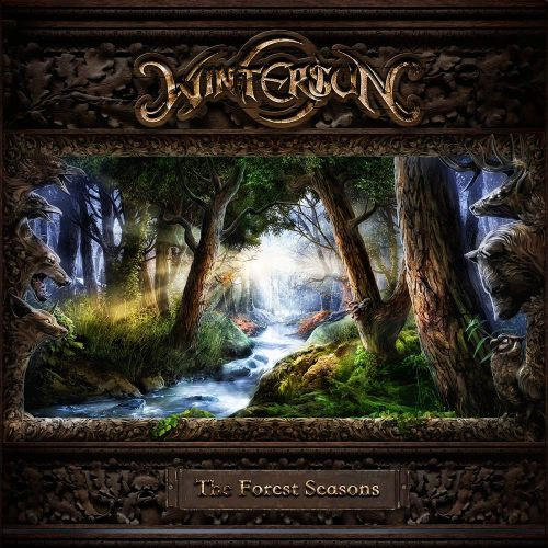 Wintersun - The Forest Seasons (5 CD Edition) (2017)