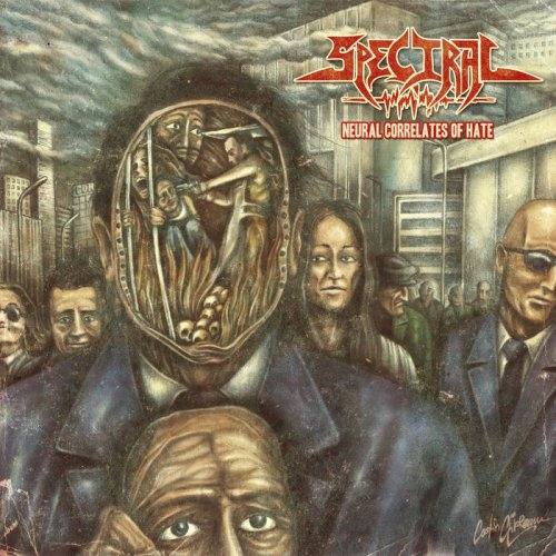 Spectral - Neural Correlates Of Hate (2018)