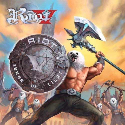 Riot V - Armor of Light (Limited Edition) (2018)