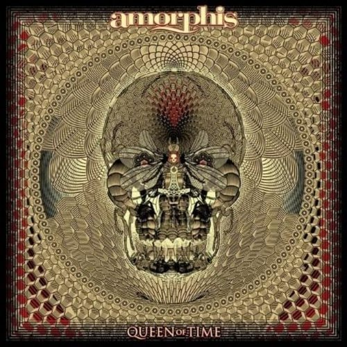 Amorphis - Queen Of Time [Limited + Japan Edition] (2018)