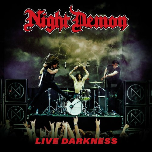 Night Demon - Live Darkness (2018)