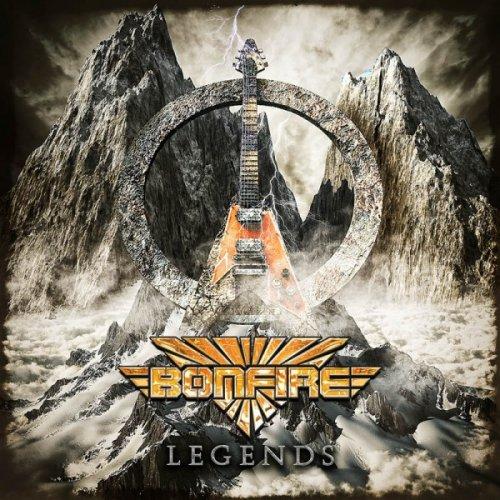 Bonfire - Legends (2CD) (2018)
