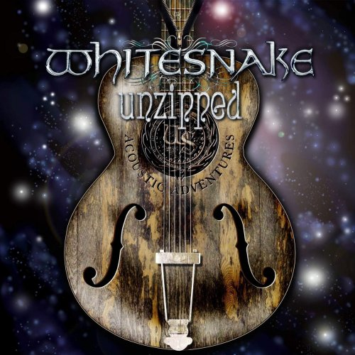 Whitesnake - Unzipped (Super Deluxe Edition) (2018)