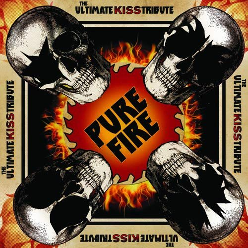 Various Artists - Pure Fire – The Ultimate KISS Tribute / Various (2018)