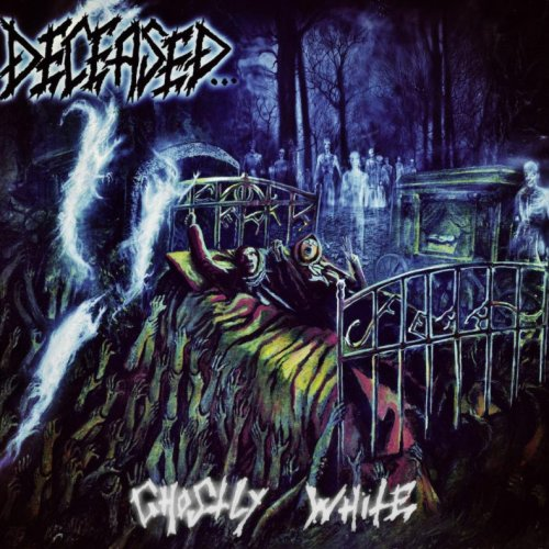 Deceased - Ghostly White (2018)
