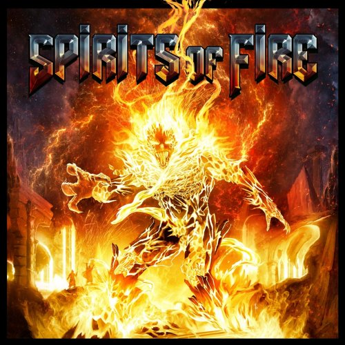Spirits Of Fire - Spirits Of Fire (Japanese Edition) (2019)