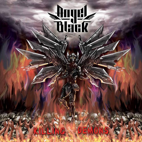 Angel Black - Killing Demons (2019)