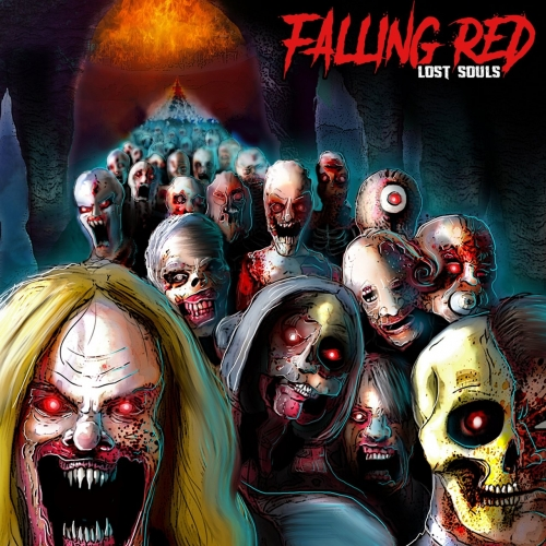 Falling Red - Lost Souls (2018)