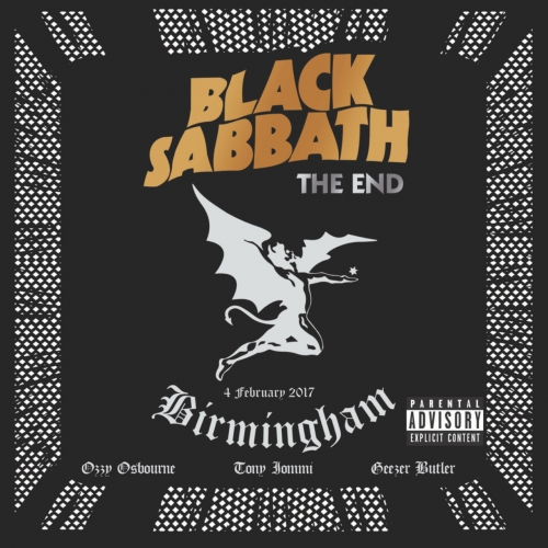 Black Sabbath - The End (Live) (2017)