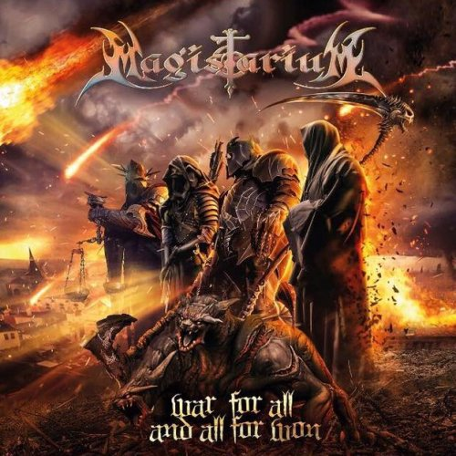 Magistarium - War For All And All For Won [2CD] (2019)