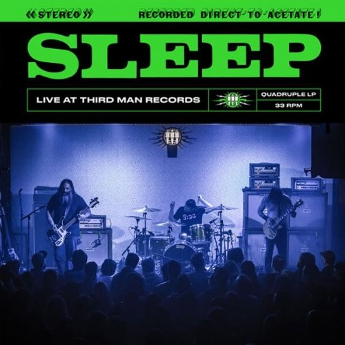 Sleep – Live at Third Man Records (2019)
