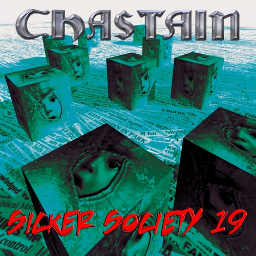 Chastain - Sicker Society 19 (Remasterd) [feat. Kate French] (2019)