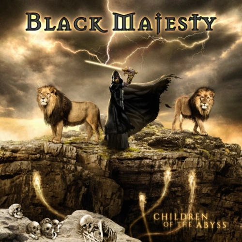 Black Majesty - Children of the Abyss (2018)