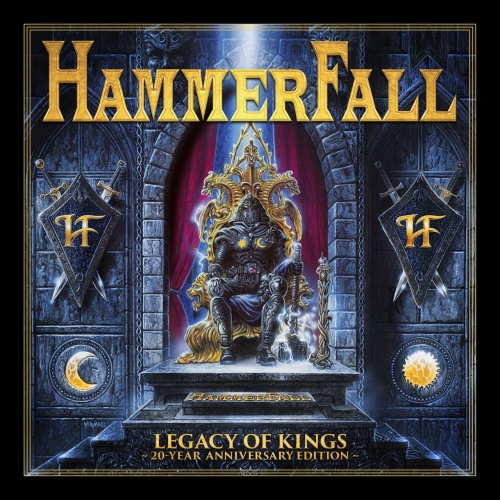 Hammerfall - Legacy of Kings (20 Year Anniversary Edition) (2018)