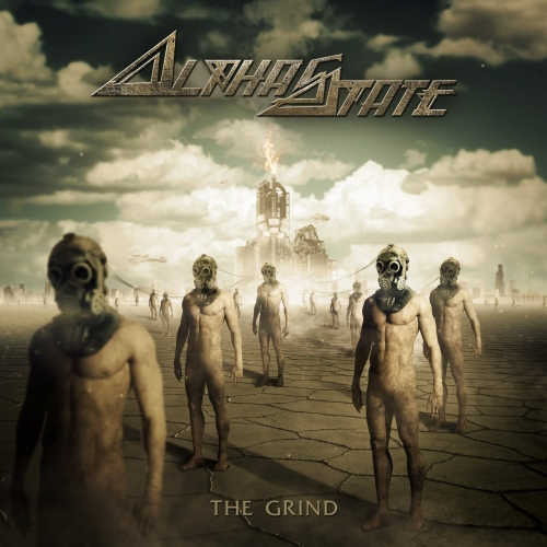 Alphastate - The Grind (2018)