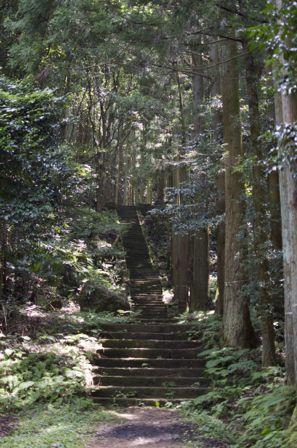 石見銀山 廃寺