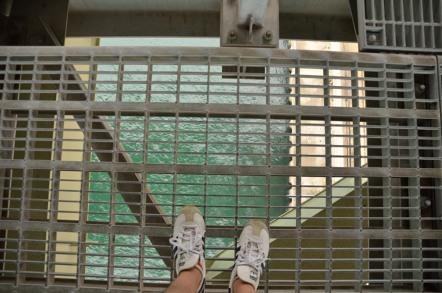 明石海峡大橋 ブリッジワールド 海面から41m
