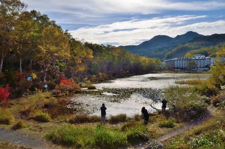 志賀高原 蓮池