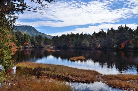 志賀高原 池めぐり 渋池