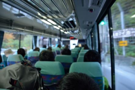 上高地 乗合バス アルピコ