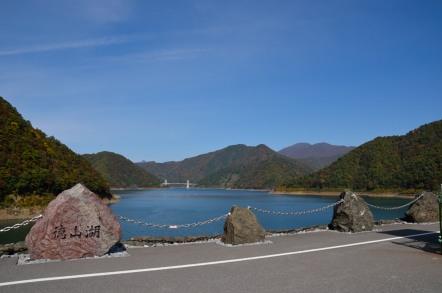 徳山ダム 徳山湖