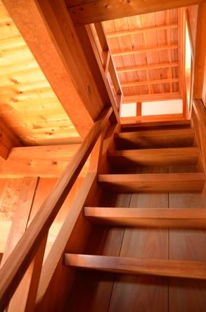 足助城 2階 城主の部屋