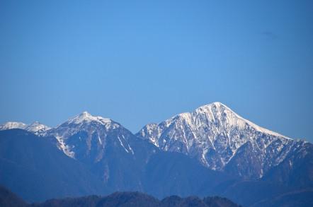 兎岳 聖岳