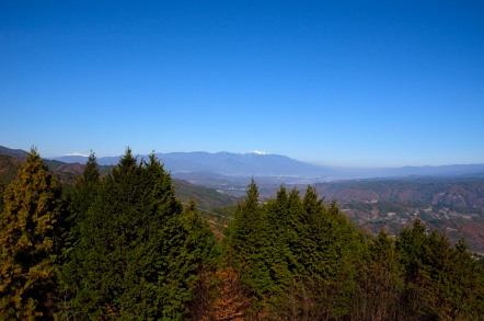 弁当山 展望台 眺め