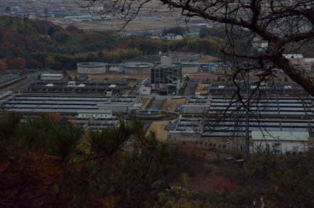 犬山市浄水場
