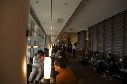 中部国際空港 スターアライアンスラウンジ ビジネスクラス