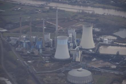 フランクフルト 原子力発電所