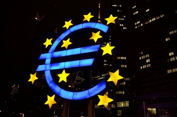 ECB ヨーロッパ中央銀行