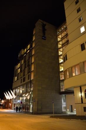 ラディソンブル ホテル トロムソ