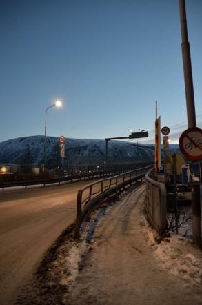 トロムソ トロムソ大橋