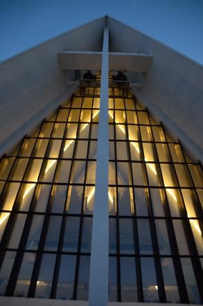 トロムスダーレン教会 北極教会