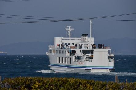伊良湖岬 フェリー