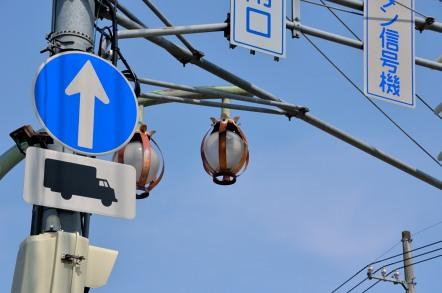 砺波市 街灯